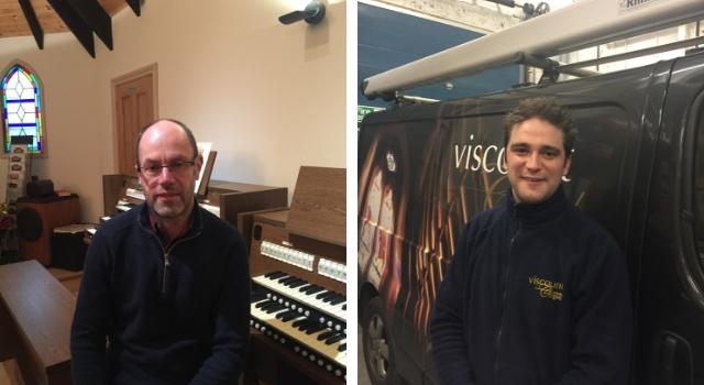 Viscount Staff - Richard and Hugh